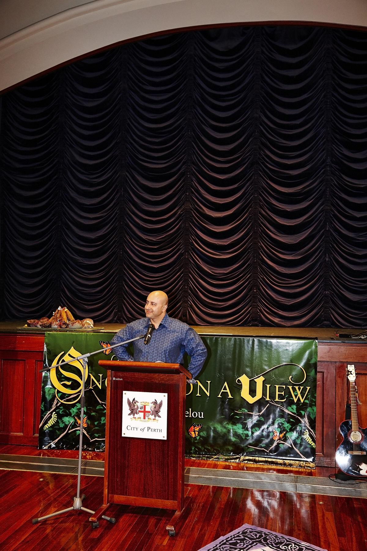 George Helou Speech 2